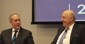 Michael Froman and John Negroponte