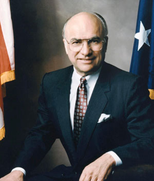 Clayton Yeutter