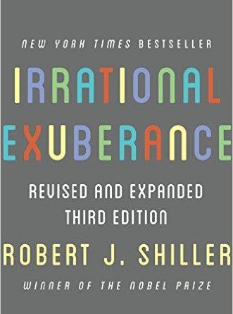 """Irrational Exuberance"" book cover"