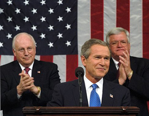 GW Bush State of the Union