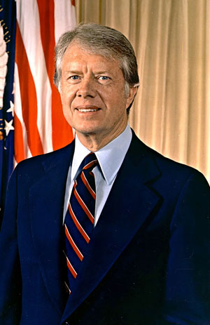 President Jimmy Carter promoted the managerial ideal of the presidency and focused on responsible stewardship of the government.