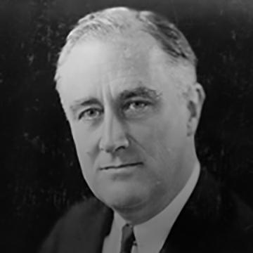 John Kennedy Ford >> Franklin D. Roosevelt   Miller Center