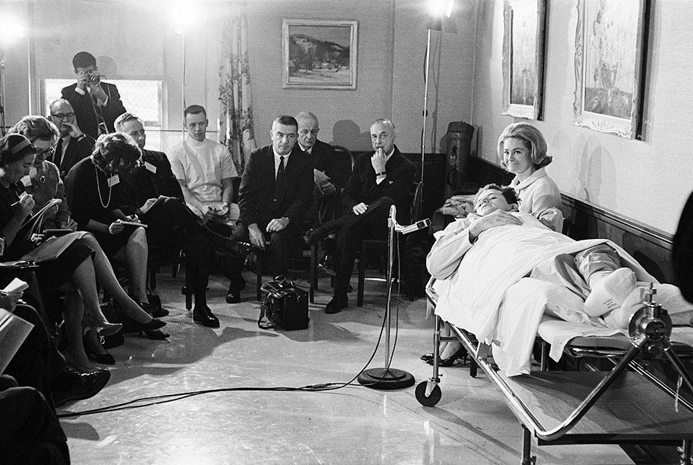 Senator Edward Kennedy And The Jfk Lbj And Nixon White House Tapes