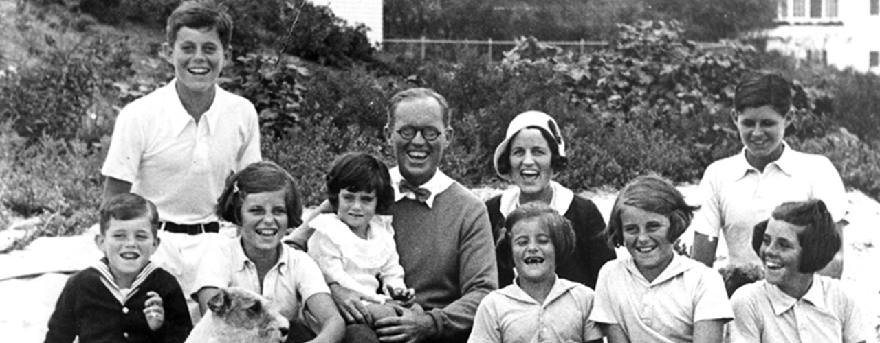 John F  Kennedy: Life Before the Presidency | Miller Center