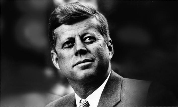 John F Kennedy Life In Brief Miller Center