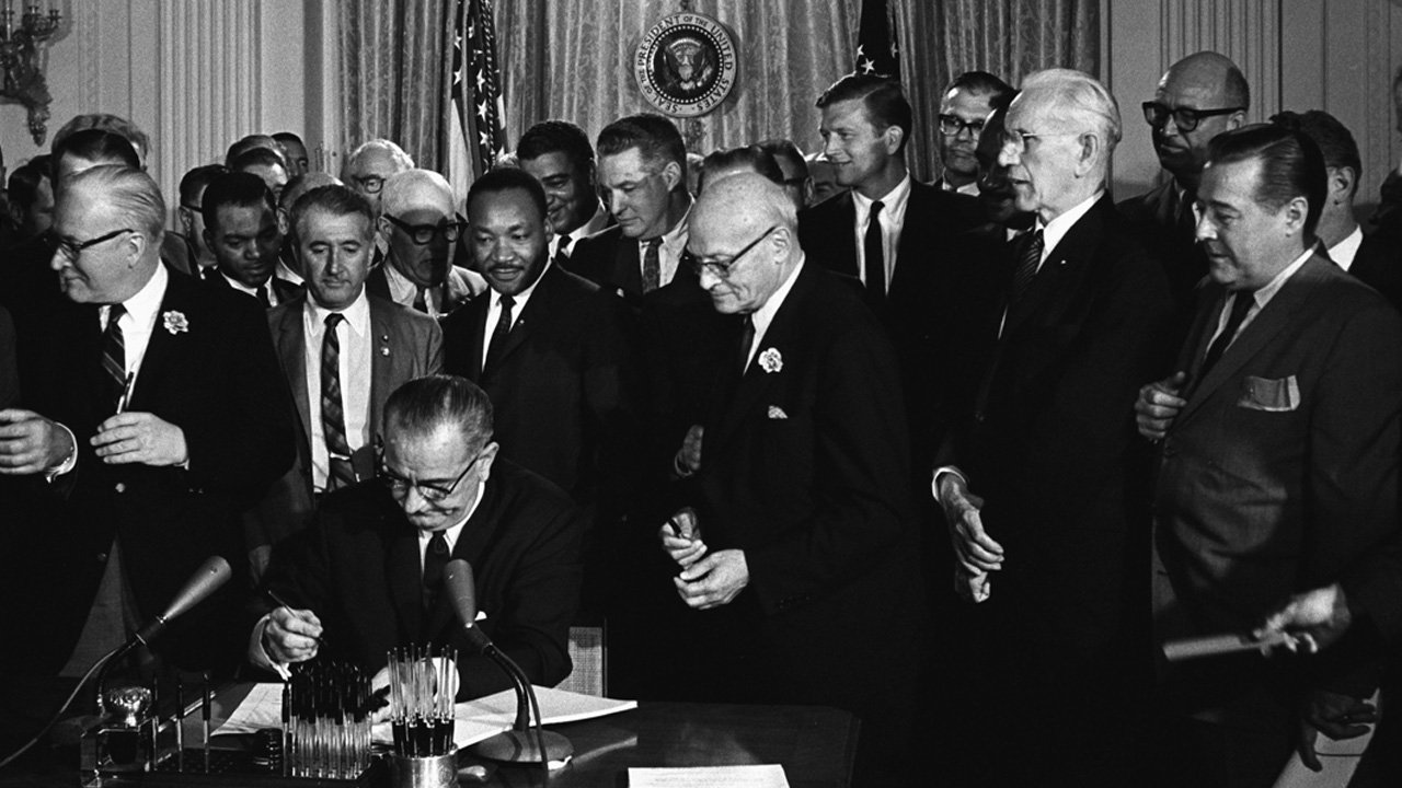 The Civil Rights Act Of 1964 Miller Center