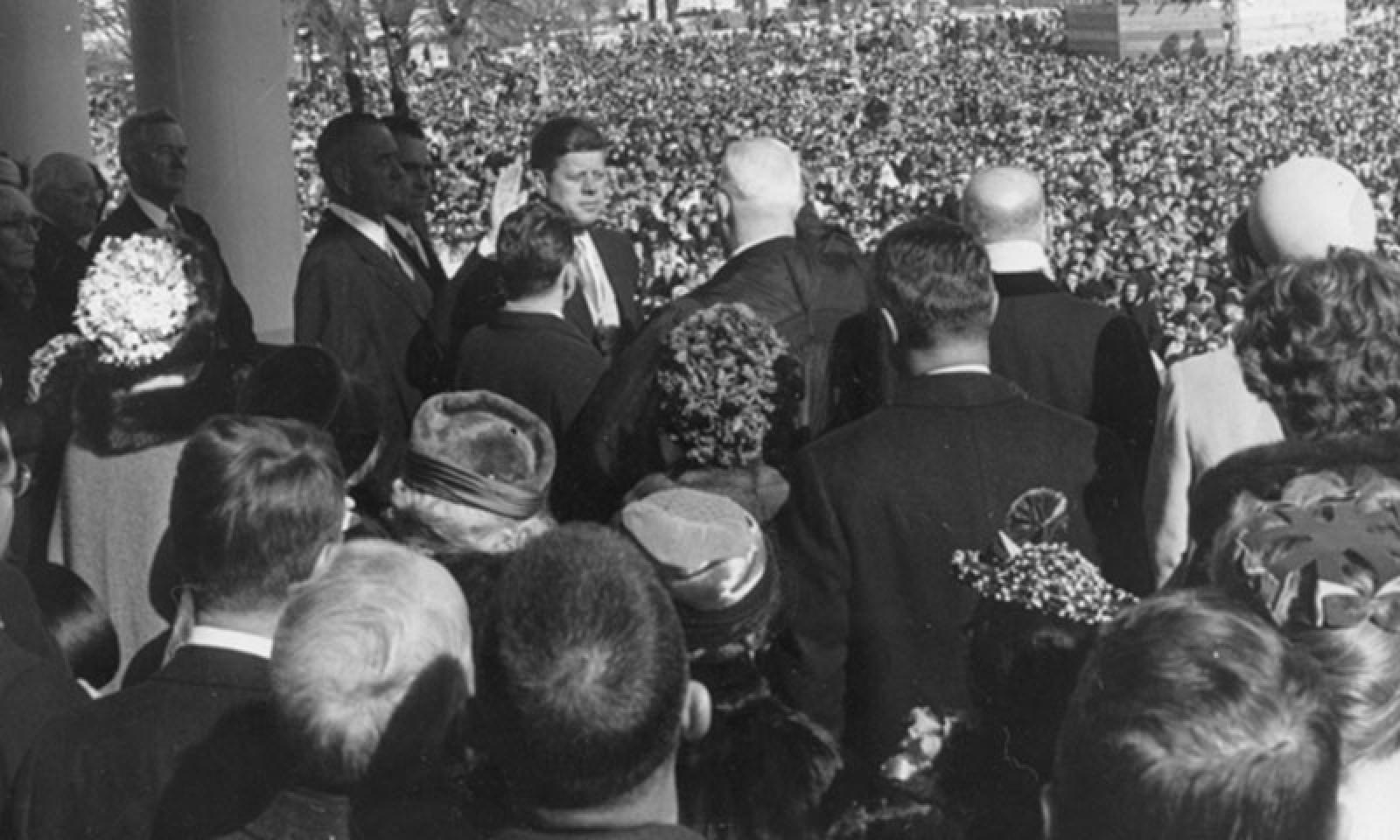JFK Oath of Office
