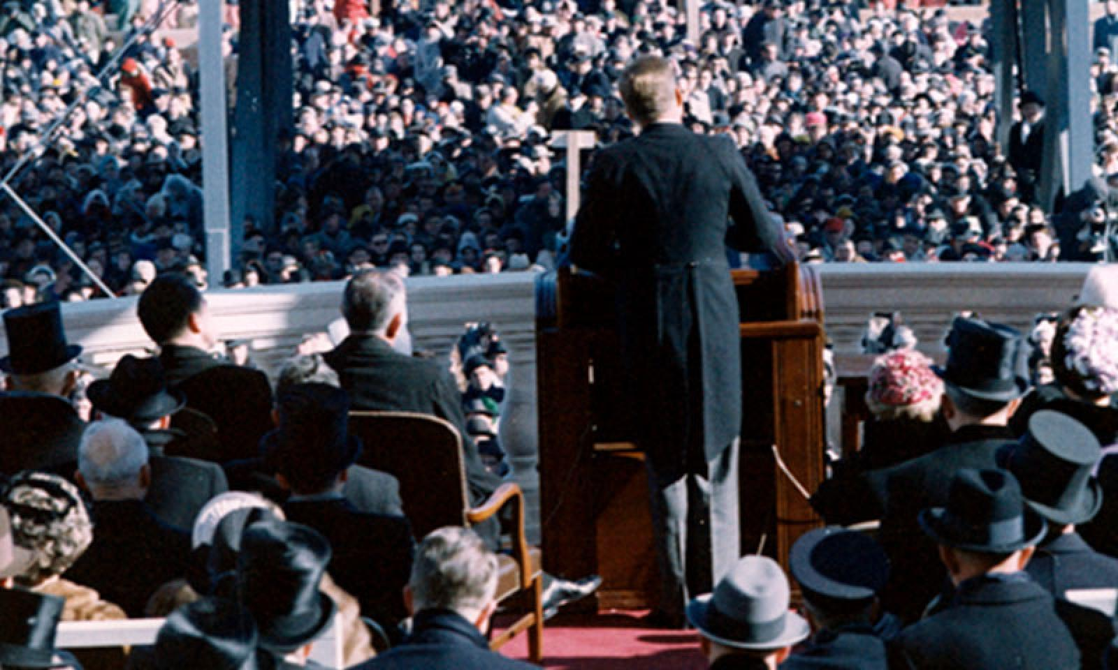 Inaugural Address