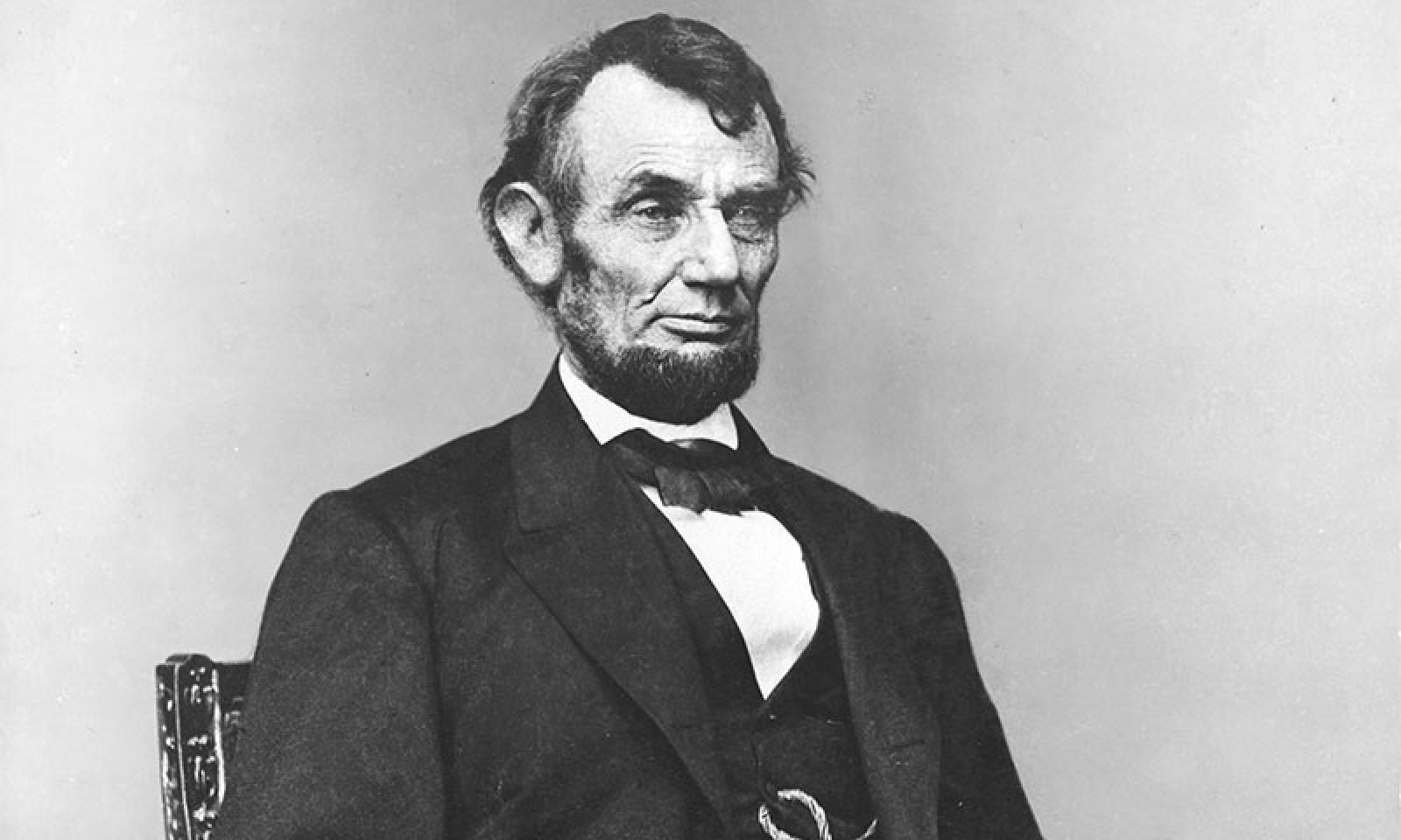 Lincoln >> Abraham Lincoln Miller Center