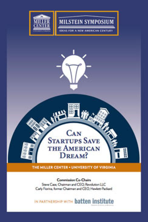 Can Startups Save the American Dream?