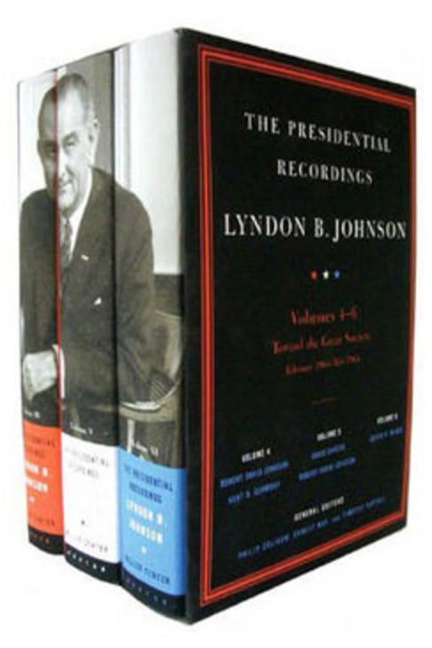 Lyndon B. Johnson Volumes IV-VI