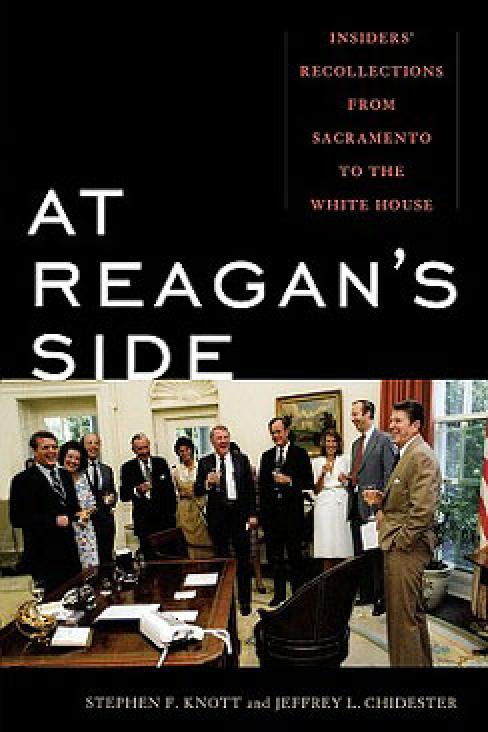 At Reagan's Side