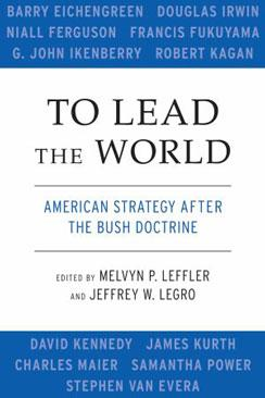 an essay on the bush doctrine America's age of empire: the bush doctrine with barely a debate, the bush doctrine has set out a radically new — and dangerous — role for the united states.