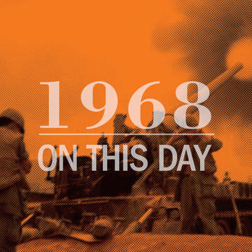 1968 on this day graphic