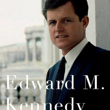 "Cover of the book ""Edward M. Kennedy: An Oral History"""
