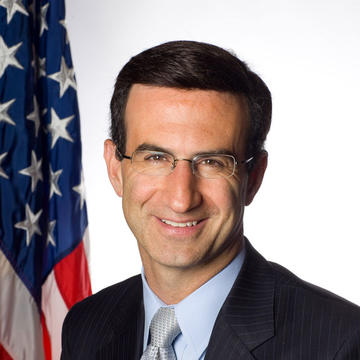 Peter Orszag official portrait