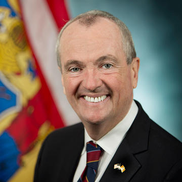 Phil Murphy headshot
