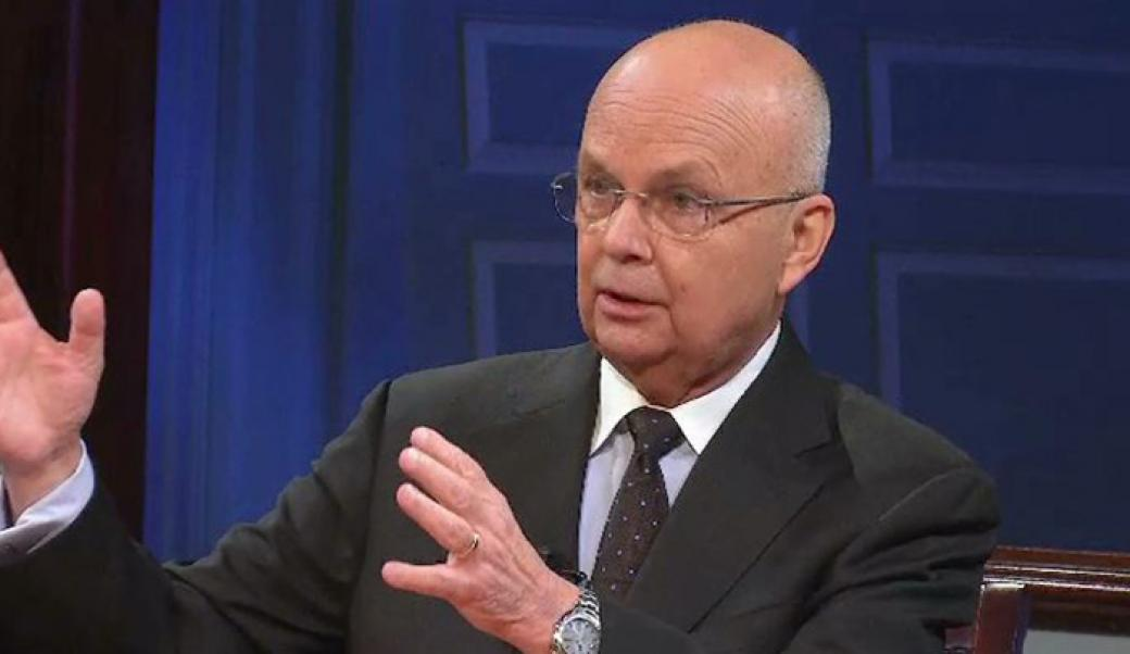 "Michael Hayden's book is ""Playing to the Edge: American Intelligence in the Age of Terror"""