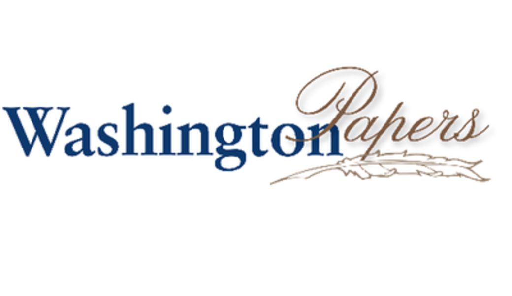 image of the Washington Papers logo