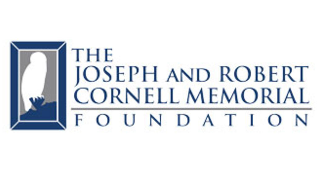 Joseph and Robert Cornell Memorial Foundation logo