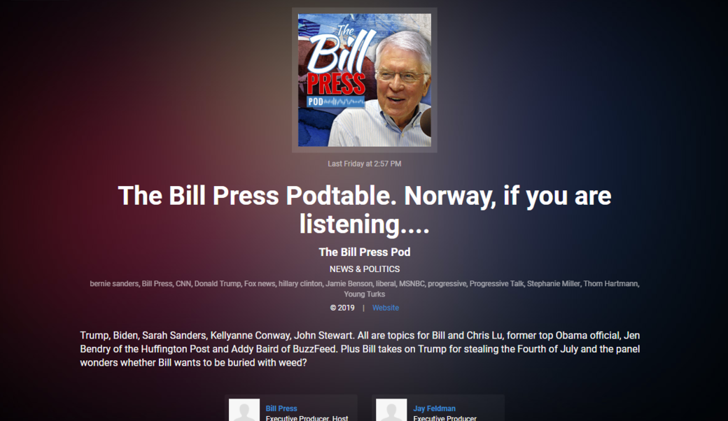 The Bill Press Show