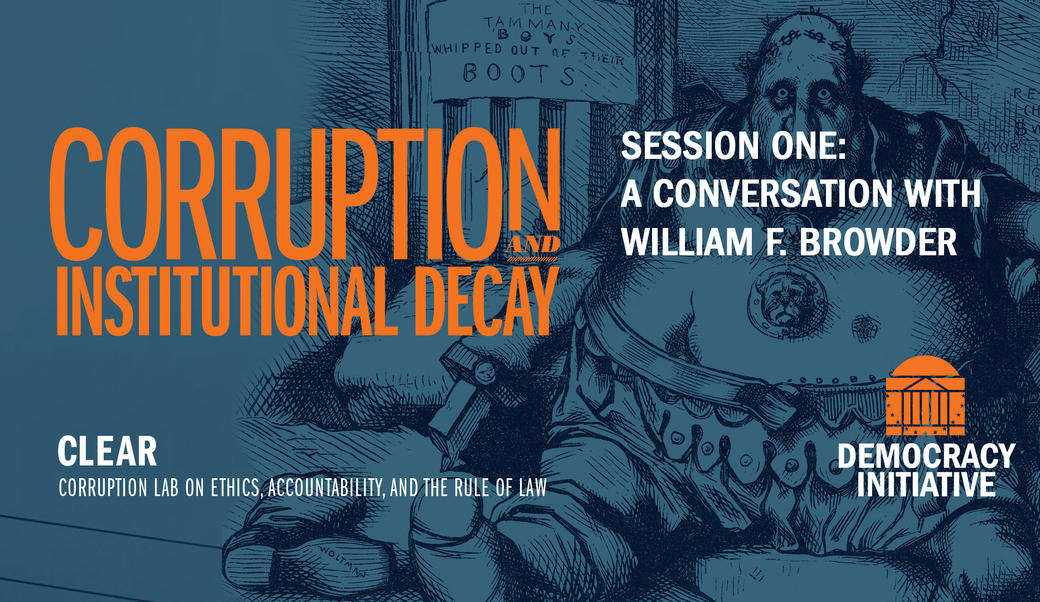Corruption and Institutional Decay
