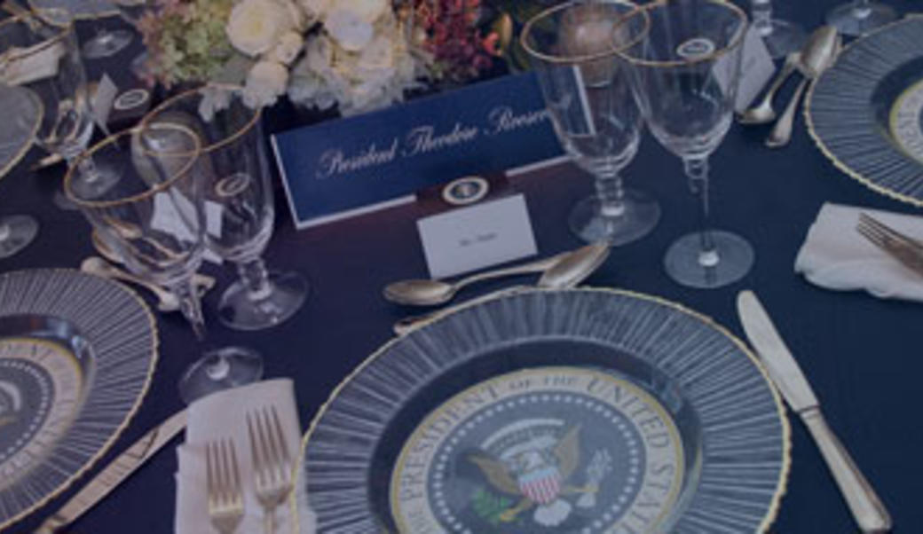 fancy place setting