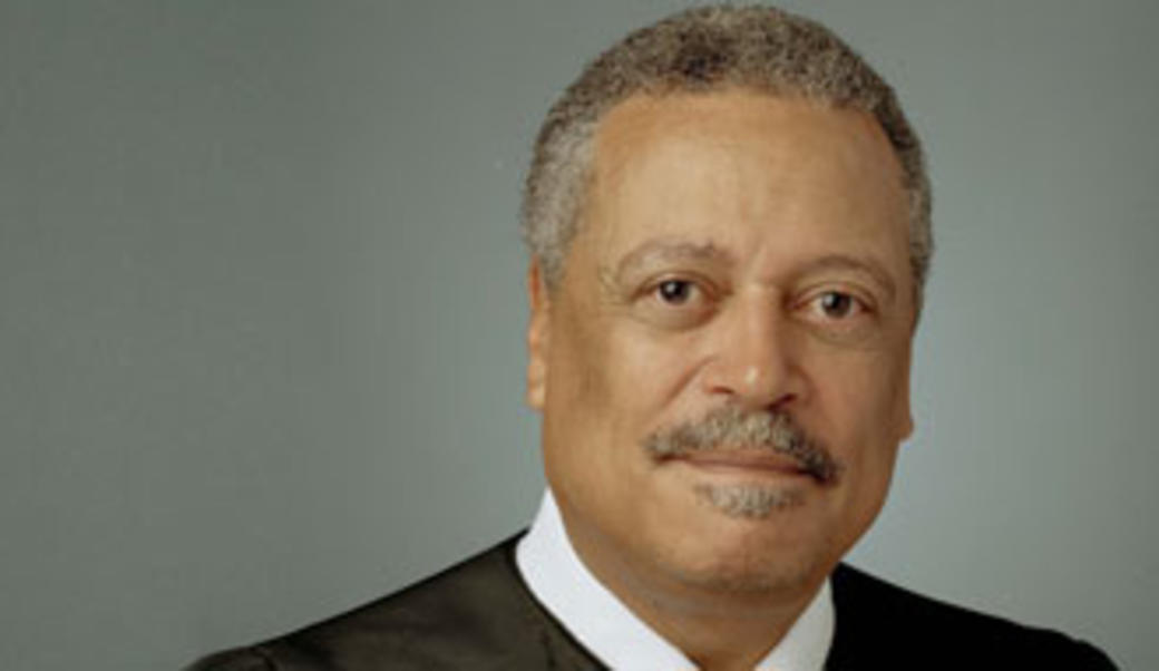 Judge Emmet Sullivan headshot