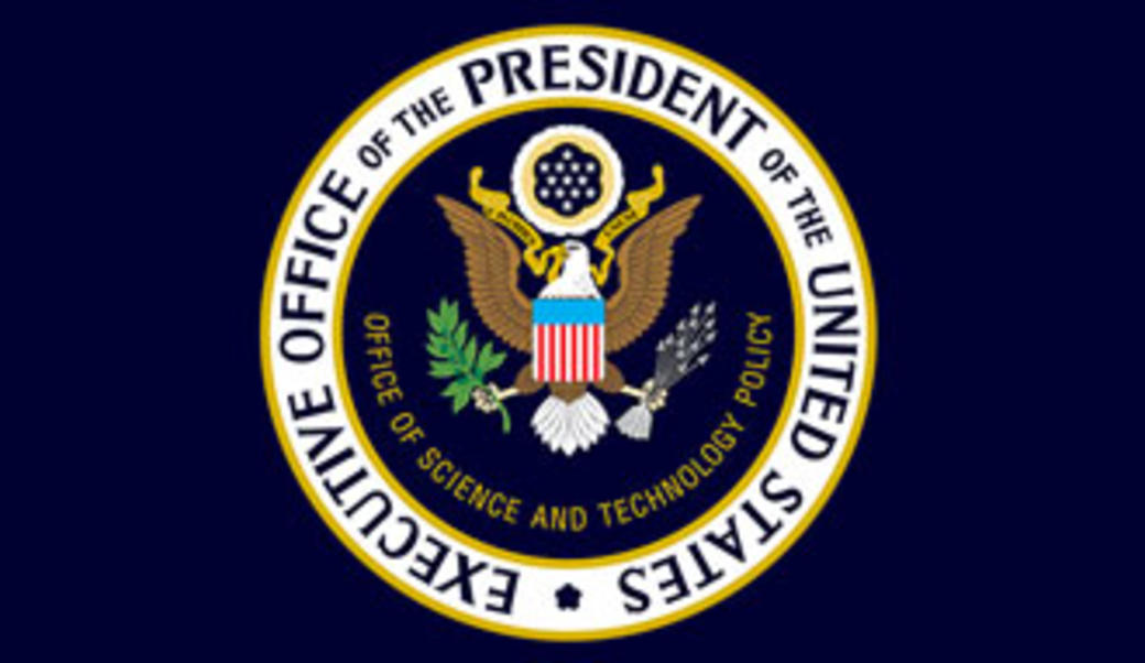 Seal of presidential office of science and technology