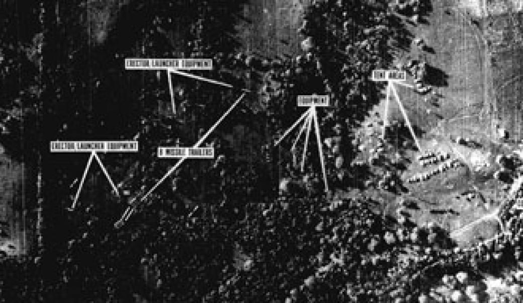 missile sites in Cuba