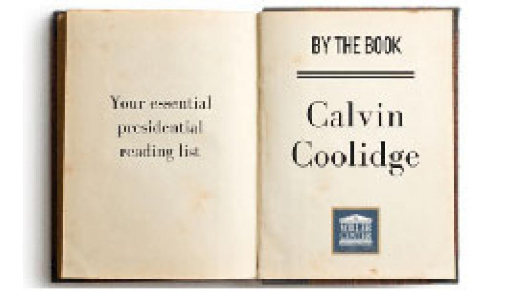By the Book: Calvin Coolidge