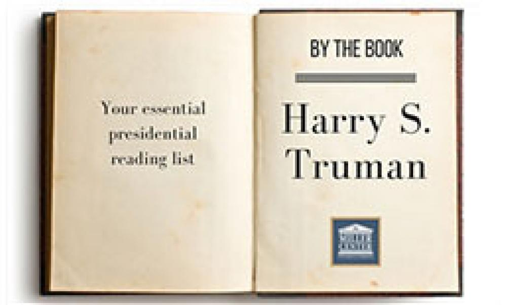 By the book: Harry S. Truman