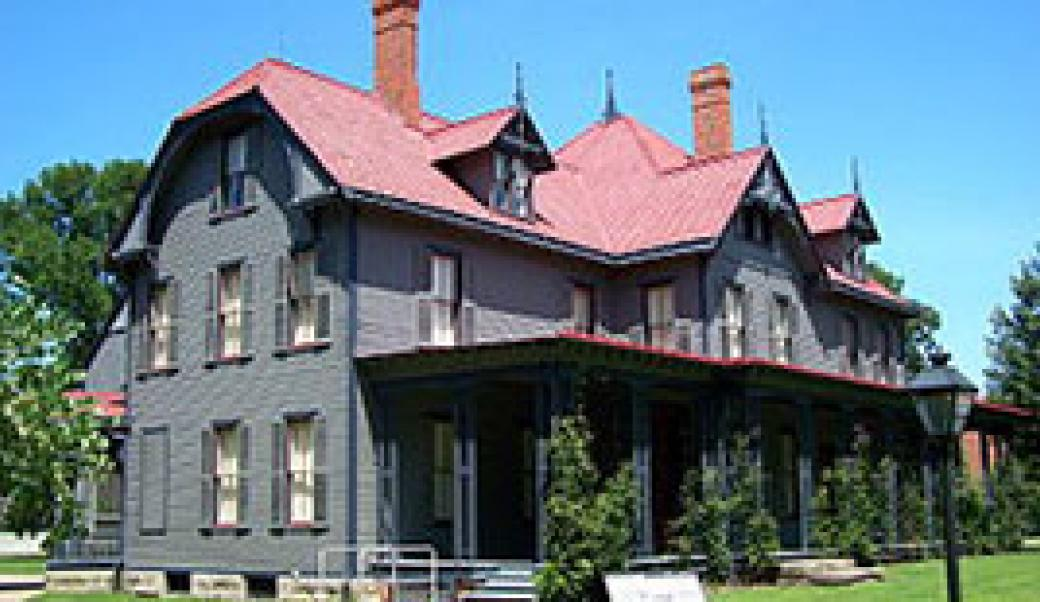 James A. Garfield National Historic Site