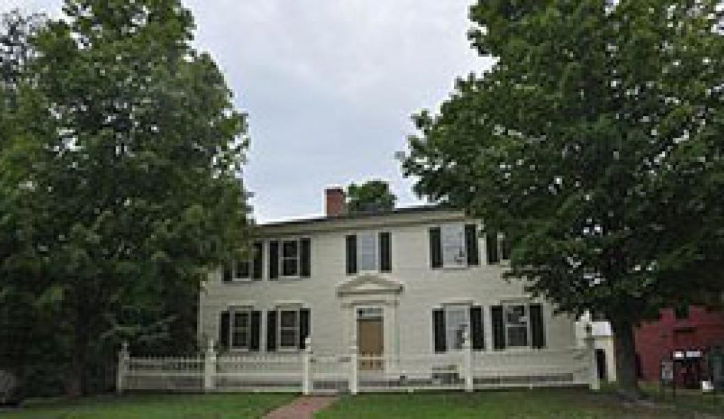 Franklin Pierce house