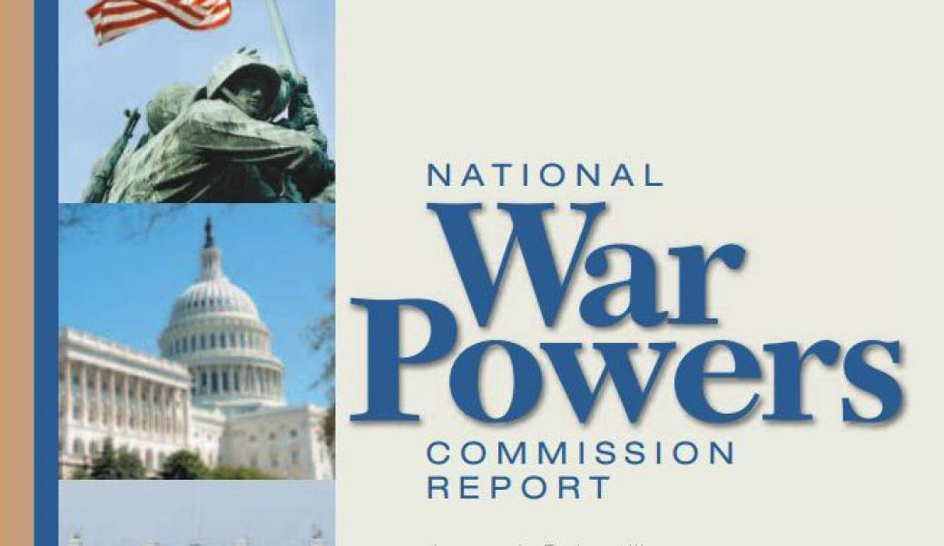 National war powers commission