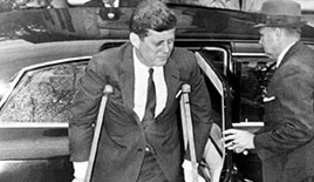 Kennedy crutches