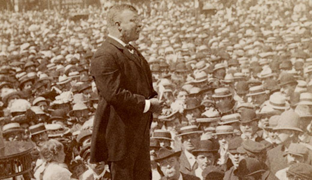 September 14, 1901: Announcement of the Death of President McKinley