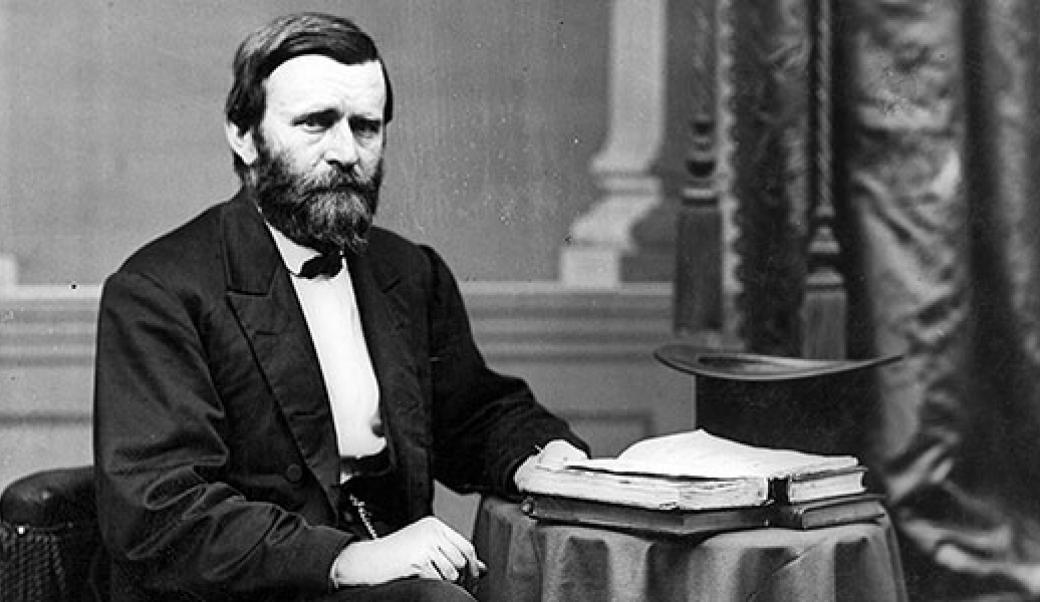 Ulysses s grant miller center march 4 1869 first inaugural address publicscrutiny Images