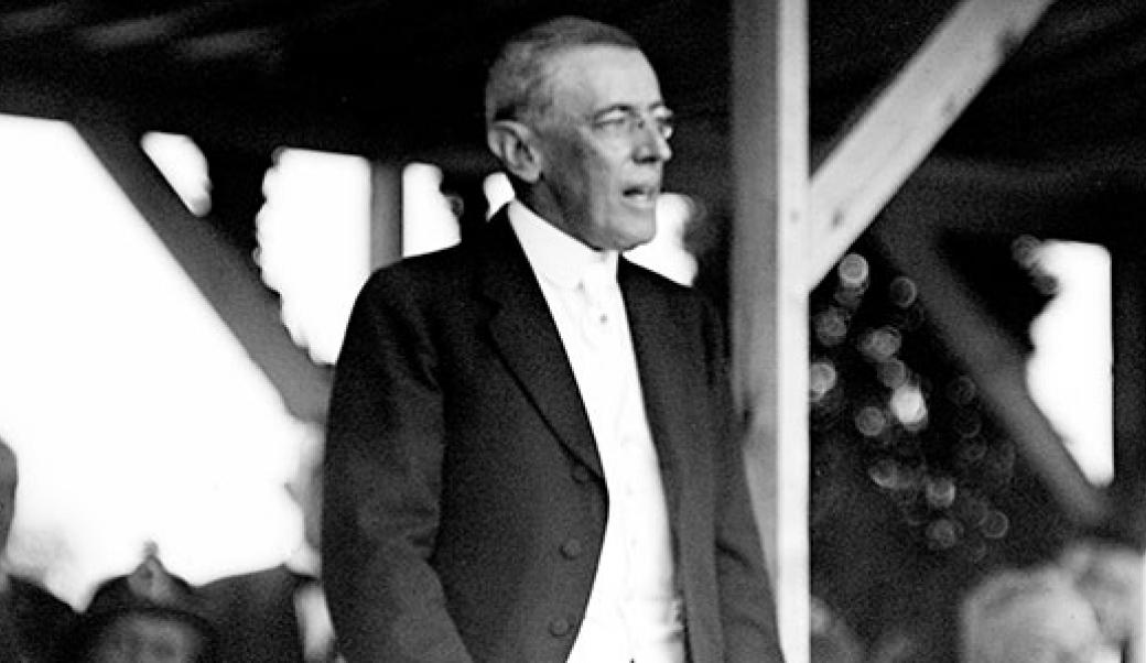 Woodrow Wilson and the Study of Public Administration