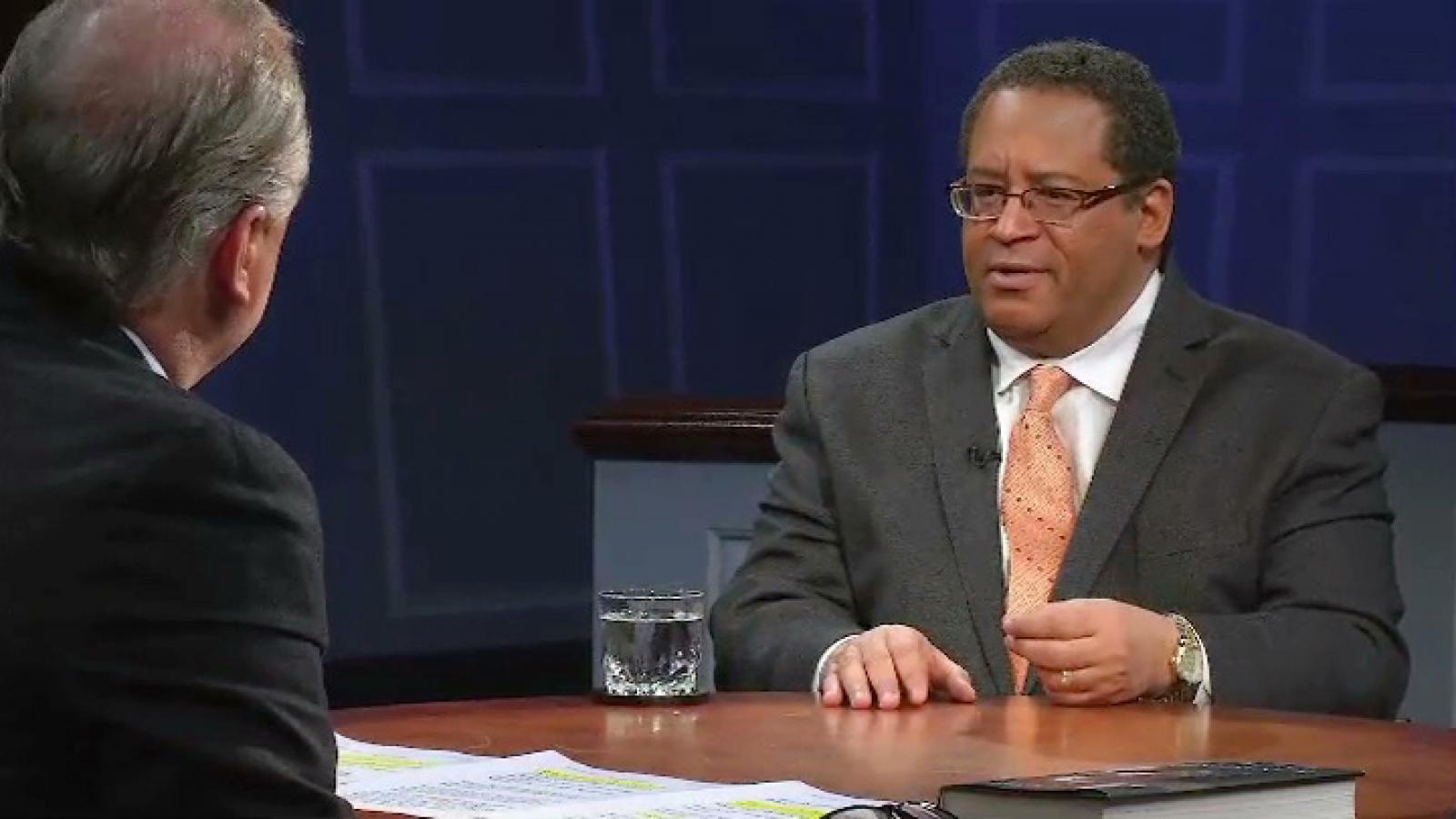 Michael Eric Dyson discusses his new book, The Black Presidency: Barack Obama and the Politics of Race in America