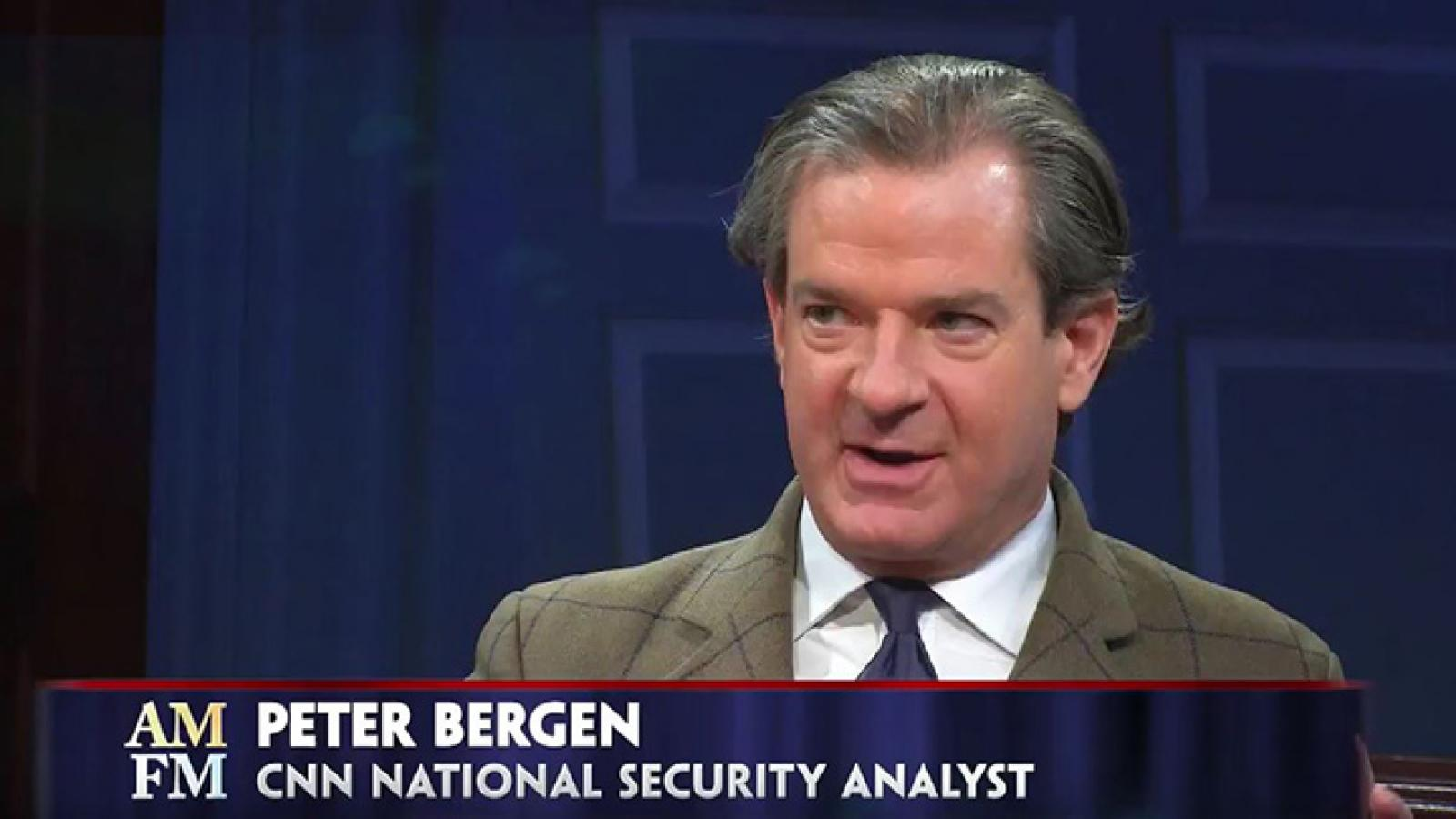 CNN's Peter Bergen looks at the terrorist group ISIS