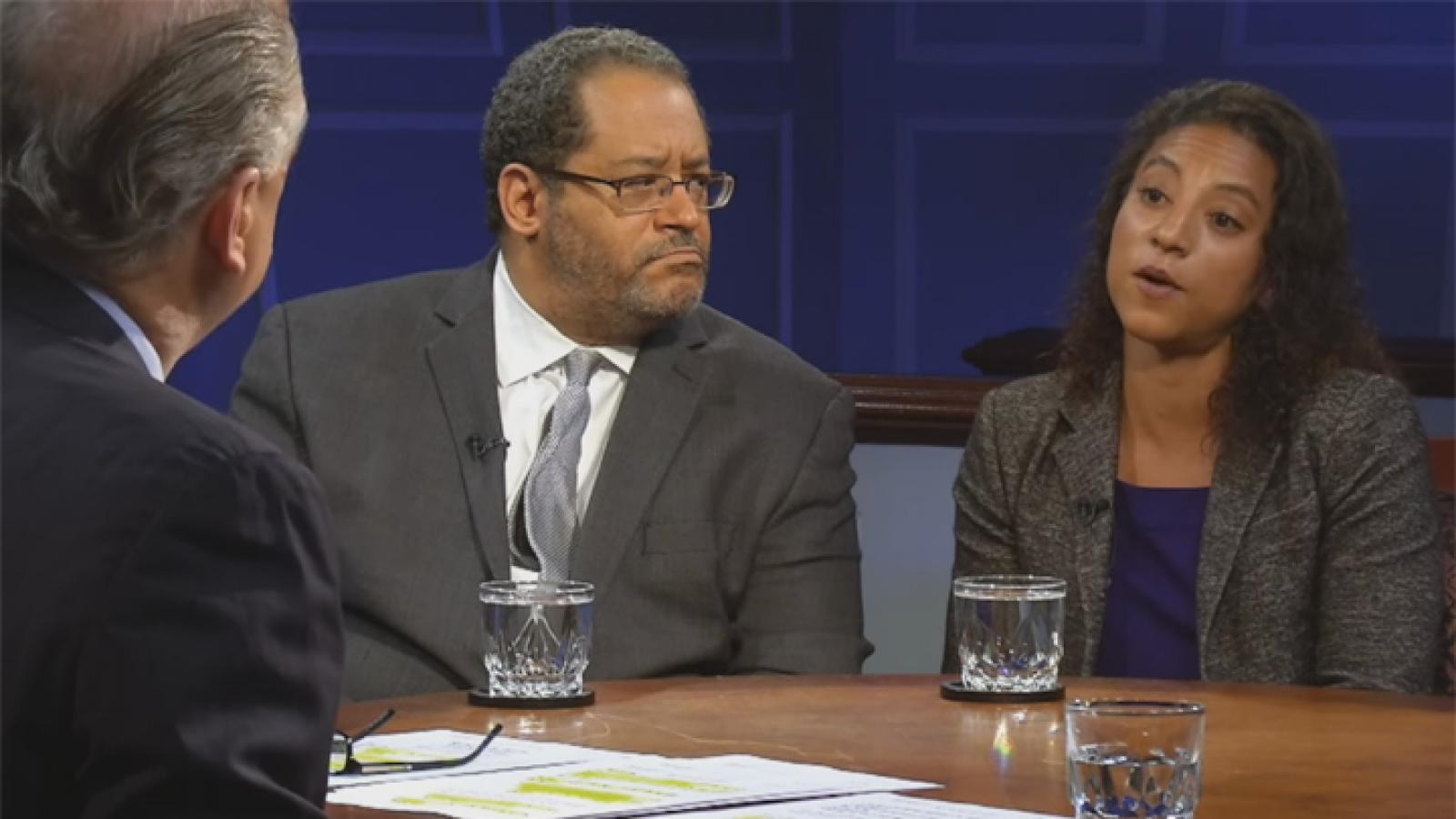 Elizabeth Hinton and Michael Eric Dyson