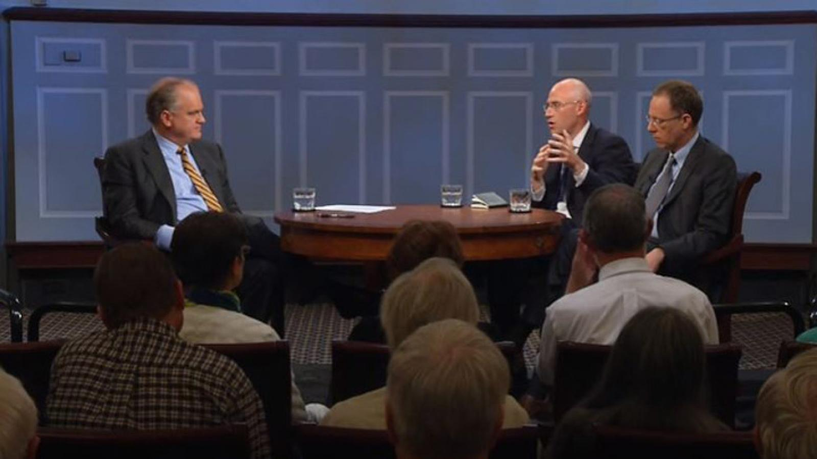 Matthew Sherman and Greg Jaffe on Iraq and Afghanistan