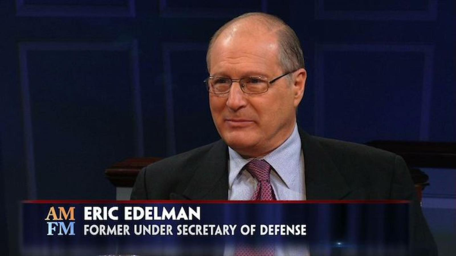 Eric S. Edelman on American Forum