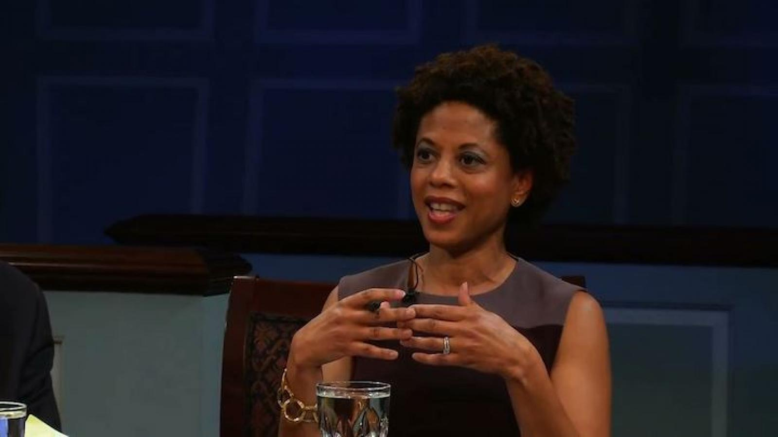 Former Obama advisor Melody Barnes discusses erosion of confidence in government