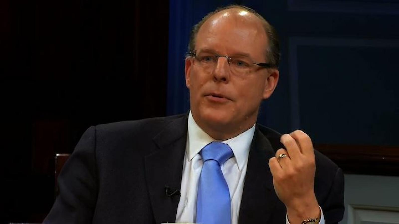 Former Republican official Peter Wehner discusses the rise of tribalism and the decline of fact-based analysis