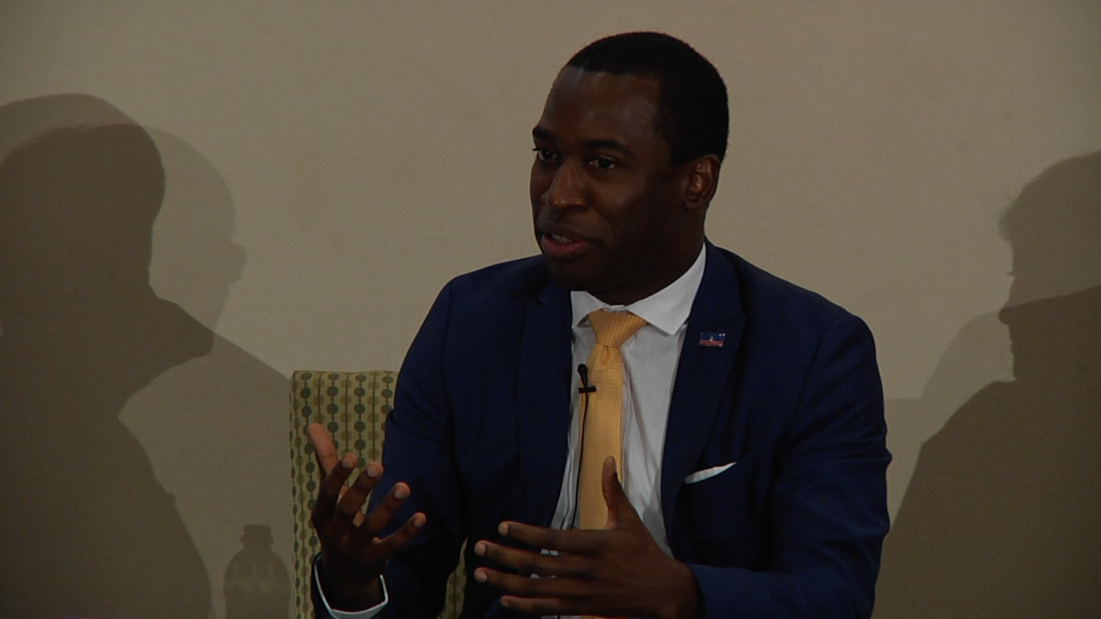 Mayor Stoney
