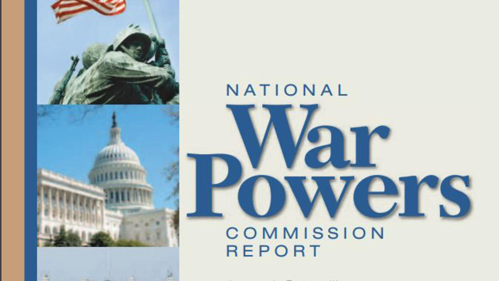 war powers book cover